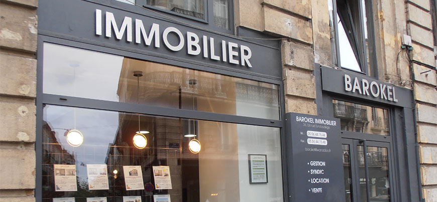 Barokel immobilier agence immobili re bordeaux for Agents immobiliers bordeaux